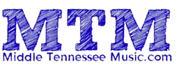 Middle Tennessee Music logo
