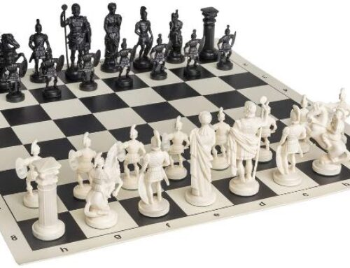 CHESS (War Is Not A Game)