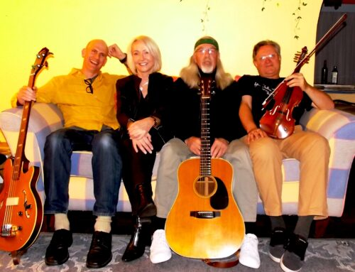 FOLK IN THE ROAD – MEET THE BAND